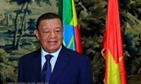 埃塞俄比亚总统穆拉图建议重开越南驻埃大使馆