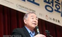 韩国呼吁美国放宽对朝制裁