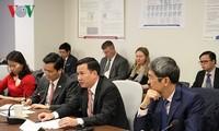 越南和美国继续促进科技合作
