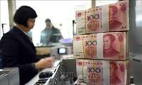 人民币汇率降至十年最低