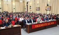 全国干部学习贯彻越共十二届八中全会决议会议闭幕