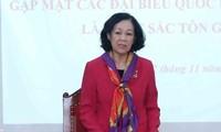 越南和加拿大关系积极、全面和有效发展