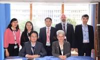 越南出席可持续蓝色经济会议