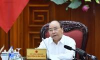 阮春福主持2019年联合国卫塞节国际佛教大会组织工作会议