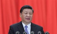 习近平强调共产党的领导地位