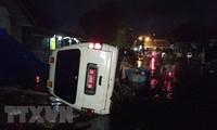 印尼海啸:伤亡人数升至600人