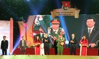 首都河内10名优秀青年获表彰