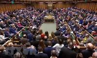 英国议会下院否决脱欧协议