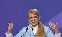 乌克兰前总理季莫申科正式宣布参加总统选举