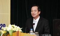 越南代表在联合国妇女地位委员会会议上发言