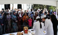 在阿尔及利亚推介越南文化和饮食