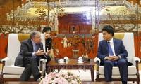 国际汽联主席让·托德:承办F1有助于提高越南的地位
