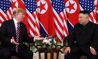 美朝领导人可能在今后几个月再度会谈
