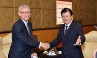 鼓励泰国企业投资越南
