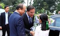 荷兰首相马克•吕特:越南人民拥有一个欧洲朋友