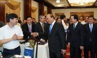 阮春福出席2019年越南旅游人力资源论坛