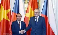 阮春福对捷克的正式访问打开越捷合作发展新趋势