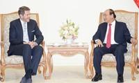 越南希望加强与挪威的合作