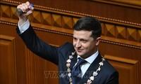 乌克兰新任总统颁布命令 7月21日提前举行议会选举