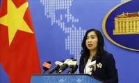 越南对新加坡总理李显龙在香格里拉对话会上的言论作出表态