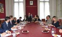 越南和欧盟为《越欧自贸协定》作出努力