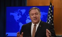 蓬佩奥希望与朝鲜的谈判及早恢复