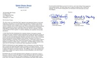 美国四位参议员致公开信呼吁蓬佩奥就东海问题作出表态