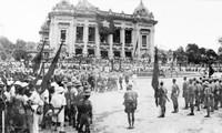 72è anniversaire de la Révolution d'août 1945