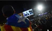"""Catalogne : Mariano Rajoy défend """"l'Etat de droit"""" à la télévision"""