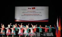 Ouverture des Journées culturelles de la Russie au Vietnam