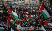 Heurts entre l'armée israélienne et des manifestants palestiniens