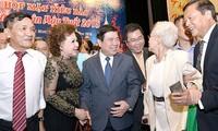 Ho Chi Minh-ville: rencontre avec des membres de la diaspora