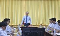 Têt traditionnel : voeux du chef de la commission centrale de Propagande et d'Education