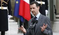"""Syrie: Bachar al-Assad plus déterminé que jamais à """"lutter contre le terrorisme"""""""