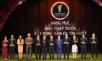 Remise des prix de l'immobilier du Vietnam 2018
