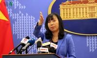 Le ministère des Affaires étrangères réfute le rapport américain sur la liberté religieuse