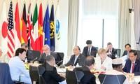 Le Vietnam au Sommet du G7 élargi