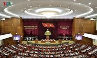 Visioconférence nationale sur la résolution du 7e plénum du comité central