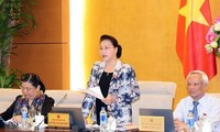 25e session du comité permanent de l'Assemblée nationale: dernière journée