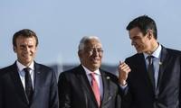 La France, l'Espagne et le Portugal relient leurs réseaux électriques