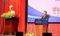 Ouverture de la 19e Conférence nationale sur les affaires extérieures