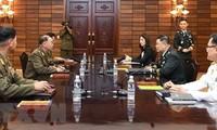 Inauguration du bureau de liaison commun des deux Corées à Gaeseong