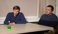 Affaire Skripal : les suspects russes nient tout, Londres dénonce des « mensonges »