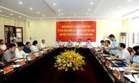 Le président du FPV travaille avec le service des douanes de Quang Ninh