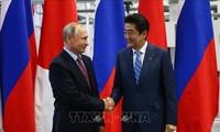 Bientôt un Sommet russo-japonais