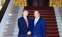 Nguyên Xuân Phuc salue les contributions de JICA aux relations Vietnam-Japon