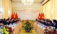 11e session du comité de pilotage de la coopération Vietnam-Chine