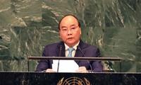 73e Assemblée générale de l'ONU: Nguyên Xuân Phuc prononce un discours