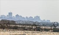 Israël renforce ses frontières avec Gaza