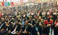 Le Vietnam au 11e Congrès du FDRPE en Éthiopie